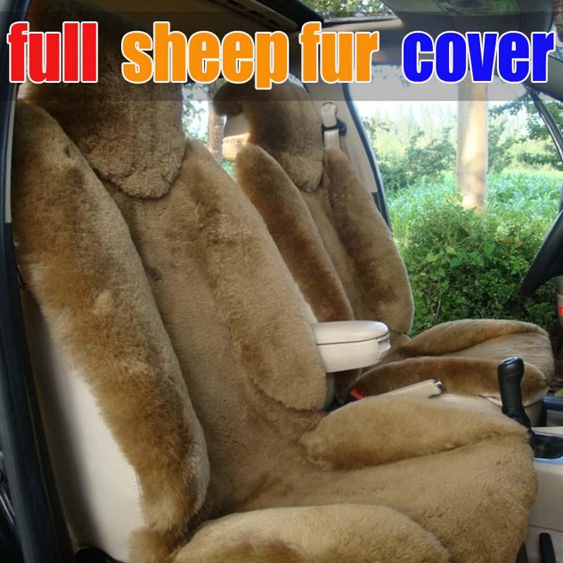 ∞Envío Gratis chenille coche asiento cojín del asiento de coche de ...