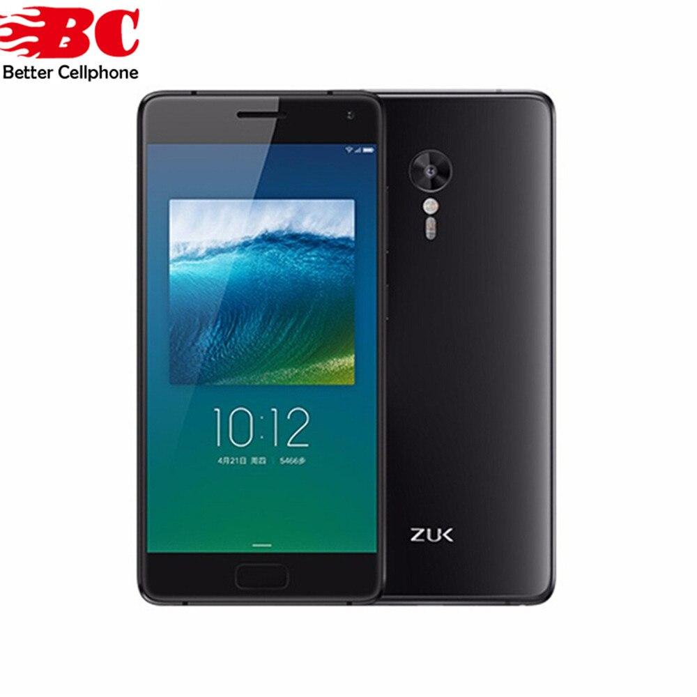 "Lenovo ZUK Z2 Pro Смартфон 5.2 ""Android 6.0 Snapdragon 820 Quad Core 2.15 ГГц Dual SIM FDD LTE 128 ГБ ROM 6 ГБ ОПЕРАТИВНОЙ ПАМЯТИ отпечатков пальцев купить на AliExpress"