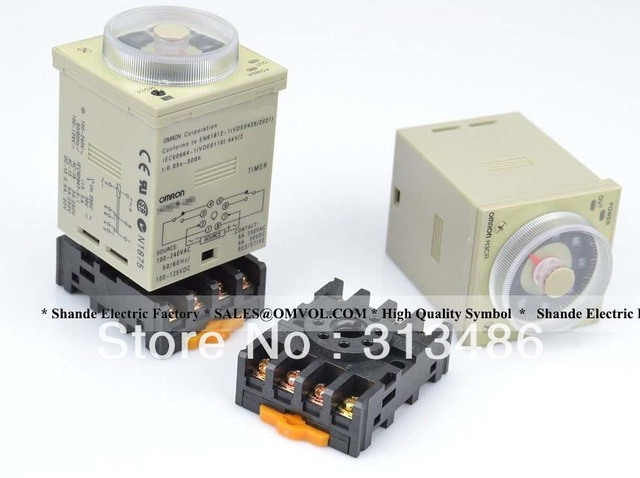 us $42 0 4 models a e b2 j time relay timer relay electrical time relay with base in relays from home improvement on aliexpress com alibaba groupRelay Electrical For U #5