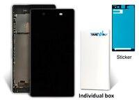 5ピース液晶画面用ソニーxperia z4でタッチ枠アセンブリデジタイザー交換新しい卸売携帯電話部