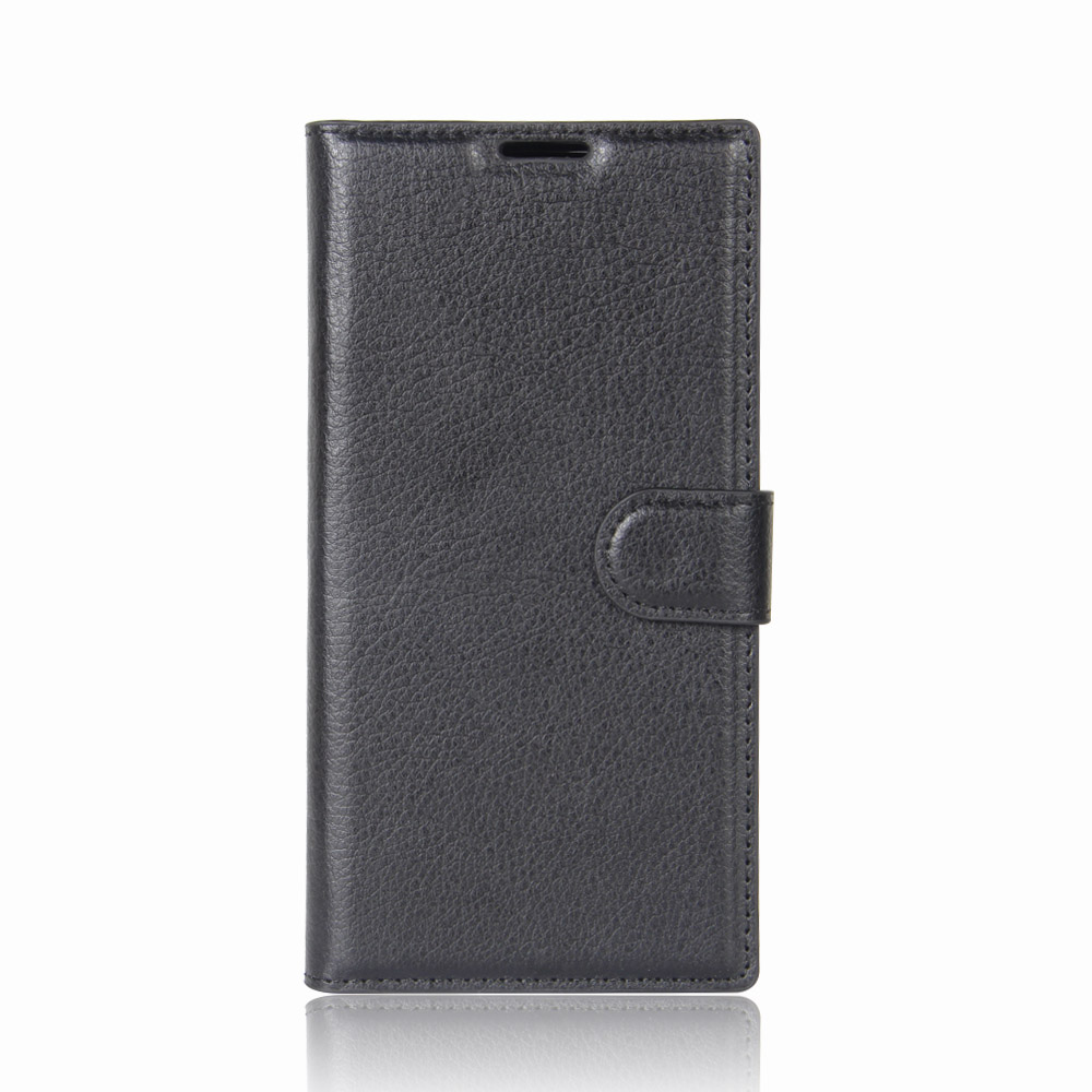 Magnetic Closure Stand Case Leather Wallet Case with Card Holder Slot MobiBax Huawei Y6 2017 Case Hot Pink Slim Protective Folio Case for Huawei Y6 2017 // MYA-L11 // L41 Shockproof Case