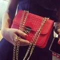 Woman Bag Fashion Designers Small Shoulder Crossbody Bags Bolsas Femininas Famous Brand Alligator PU Leather Bag Lady Handbags