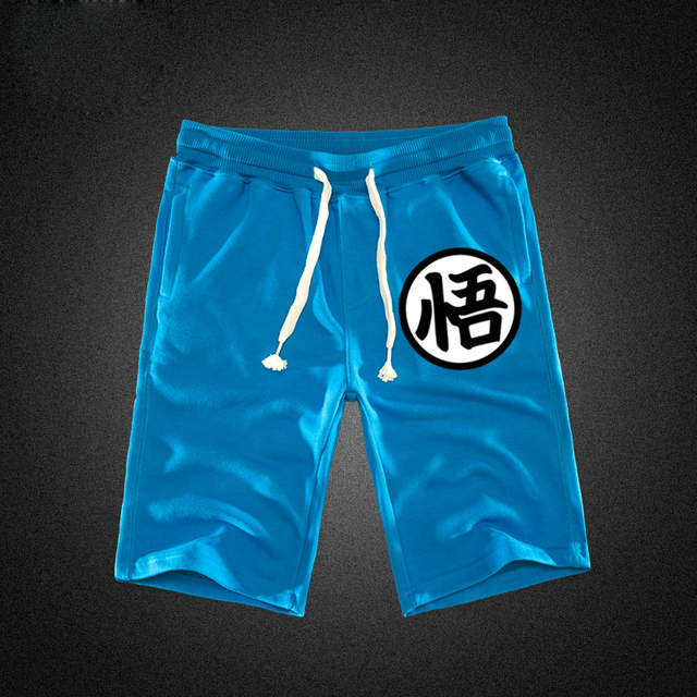 Cotton Dragon Ball Shorts