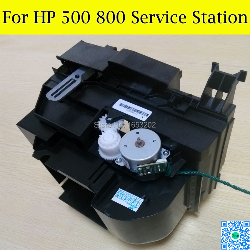 1 PC BL Original Clean UNIT Service Station For HP Designjet 500 500PULS 500MON 510 800 C7769-60374/60149 Printer 1 pc bl original clean unit service station for hp designjet 500 500puls 500mon 510 800 c7769 60374 60149 printer