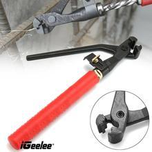 IGeelee IG-60G ручной арматурный ярус для скручивания 0,8 мм, 1,0 мм, 1,2 мм, 1,5 мм, мягкий проволочный арматурный инструмент