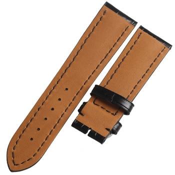 ремешок для часов аллигатор | WENTULA Ремешки для наручных часов для Breitling кожи аллигатора/крокодиловой кожи