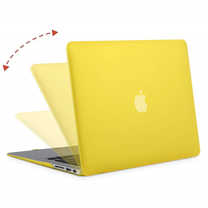 Image 3 - MOSISO Crystal/Matte Laptop Case For Apple Macbook Air 13 A1932 2018 Laptop Case Cover for Mac Air 13 inch Model A1466 A1369