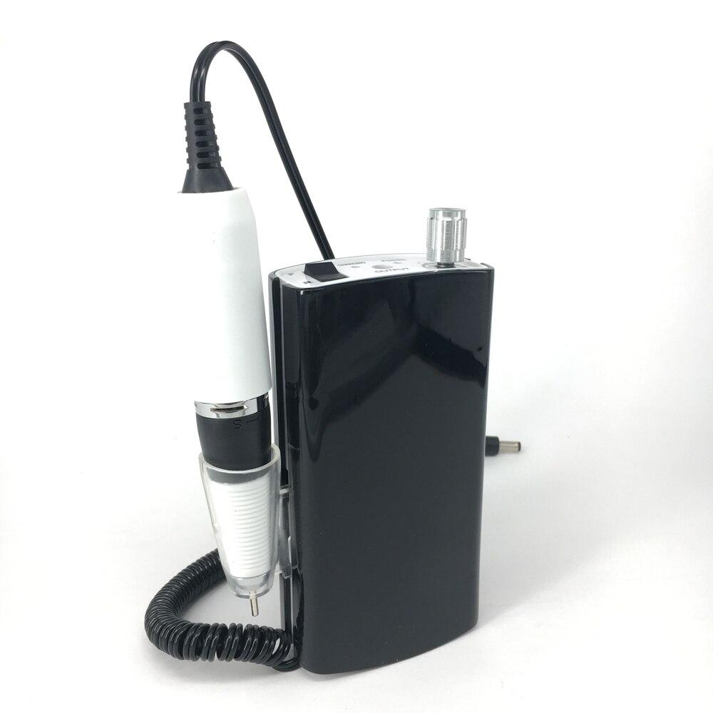 30000 RPM Nagel Polieren Tragbare Elektrische Nagelbohrmaschine - Nagel Kunst - Foto 2