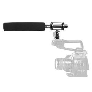 Image 5 - BOYA BY PVM1000L Shotgun Video Interview Microfoon w/Shock Mount, Voorruit, case voor Canon Nikon Sony DSLR Camera Camcorder