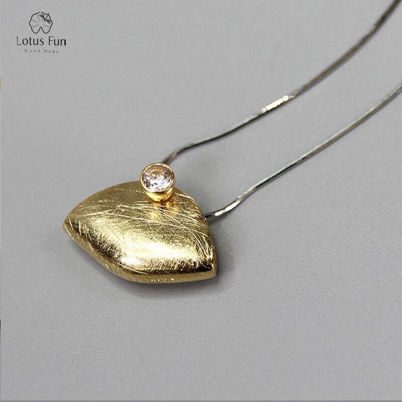 Anhänger Lotus Spaß Halsketten Anhänger Für Frauen 925 Sterling Silber Broches Handtasche Zirkonia Anhänger Ohne Kette Fine Jewelry Gut FüR Energie Und Die Milz