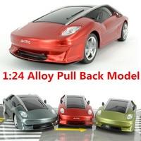 İndirim 1:24 Alaşım Geri Çekin Model Arabalar, Rüya, konsept yüksek teknoloji araba, Bilim Kurgu Oyuncak Araçlar, Diecast model, ücretsiz kargo