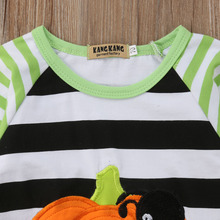 Halloween Newborn Baby Romper