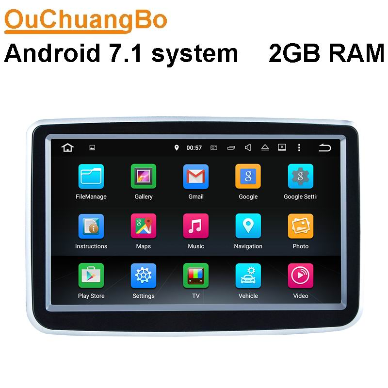Ouchuangbo font b car b font multimedia font b gps b font radio for Benz A