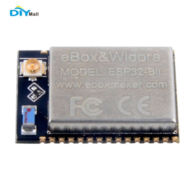 DIYmall ESP8266 ESP32 Module ESP3212 ESP32-Bit Bluetooth 4.2 Wifi Support Linux  Windows Mac DIY for FZ2470D CP2102 FZ2470E