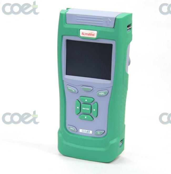 Di alta Precisione SM QX40 Fibra OTDR Tester 1310/1550nm 32/30dB stesso come JDSU SM OTDRDi alta Precisione SM QX40 Fibra OTDR Tester 1310/1550nm 32/30dB stesso come JDSU SM OTDR