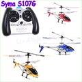 100% Original SYMA S107 S107G RC helicóptero 3.5CH mini RC juguetes con giro gota venta al por mayor envío gratuito