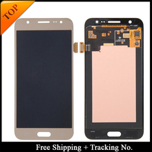 Sticker + testato AMOLED Per Samsung J2 2015 J200 LCD J200F J200Y Display LCD Touch Screen Digitizer Assembly