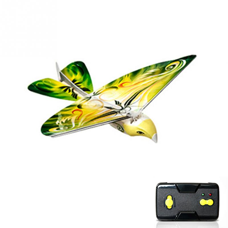 Image 2 - RC Bird RC Airplane Remote Control E Bird 2.4 GHz Flying Birds Electronic Mini RC Drone Toys-in RC Airplanes from Toys & Hobbies