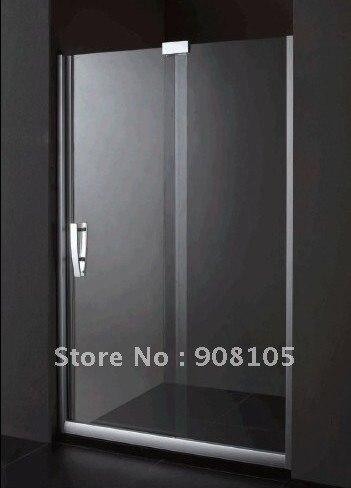 304 stainless steel handle/bathroom shower room/simple shower door/6mm toughened glass shower enclosure