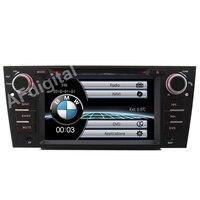 7 dvd плеер автомобиля gps навигации для BMW E90 Серия 3 E91 E92 E93 E88 E82 318 230 325 авто радио руководство с Wince 6,0 BMW UI