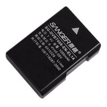 As baterias Li-ion EN-EL14 EN EL14 ENEL14 bateria Para Câmera digital Nikon P7800 P7100 D3100 D3300 D3200 D5200 D5100 D5500