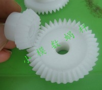 1M 20/40T Precision POM Nylon Umbrella Bevel gear Dimaeter:22.3mm/41mm (hole d:6mm/8mm)