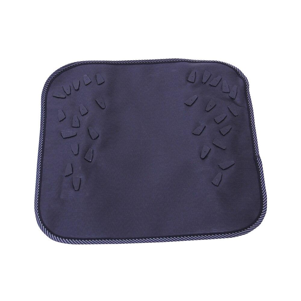 Купить с кэшбэком Reflexology Walk Stone Foot Leg Pain Relieve Relief Walk Massager Mat Pad Cushion Health Care Acupressure massageador
