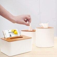4 размера бумажный рулон, деревянная коробка для салфеток для дома, ванной комнаты, автомобильная коробка для салфеток, контейнер для полотенец, салфеток, держатель для салфеток, новинка