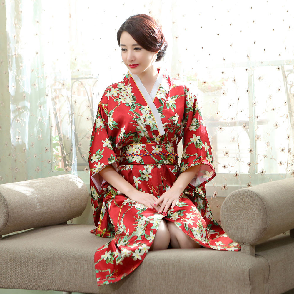 Japanese Dressing Gown: Online Buy Wholesale Kimono Dress Traditional Japanese