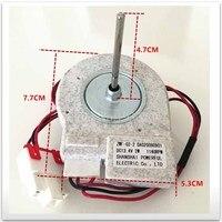 1 Stuks Voor Koelkast Vriezer Dubbele Open De Deur Fan Motor Voor ZWF-02-2 12 V Goede Werken