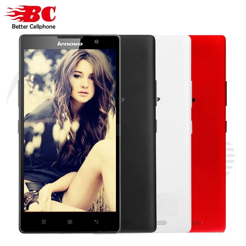 Original New Lenovo K80m K80 P90 4G FDD LTE Android 4.4 Intel Z3560 Quad Core 1920×1080 13.0MP Camera 2G RAM 32GB ROM Cell phone