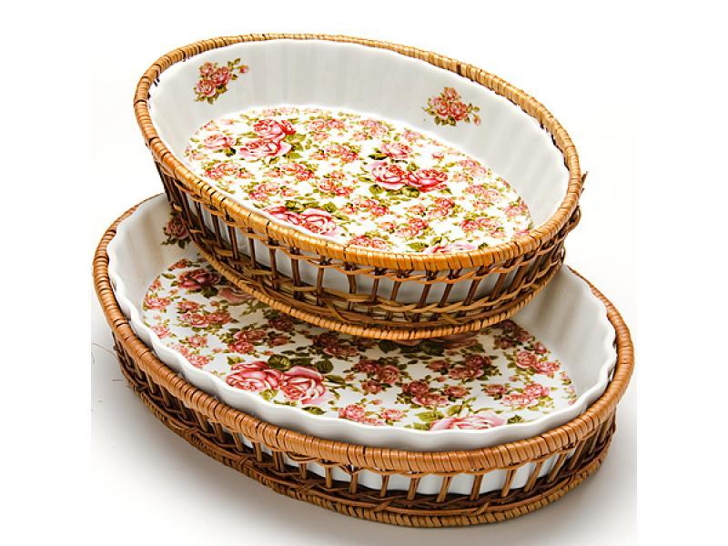 Набор форм для запекания MAYER & BOCH, 4 предмета, цветы набор форм для круассанов mayer