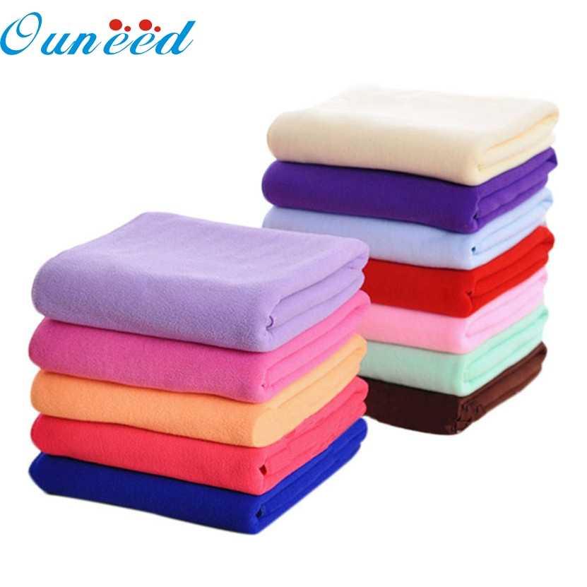 70x140 см Впитывающее микроволокно сушильное пляжное полотенце из махровой ткани для купания для душа мочалка &