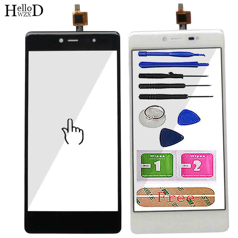 5.2'' Mobile Phone Touch Screen For Micromax Canvas 5 E481 Touch Screen Digitizer Touchscreen Front Glass Panel Sensor Tools