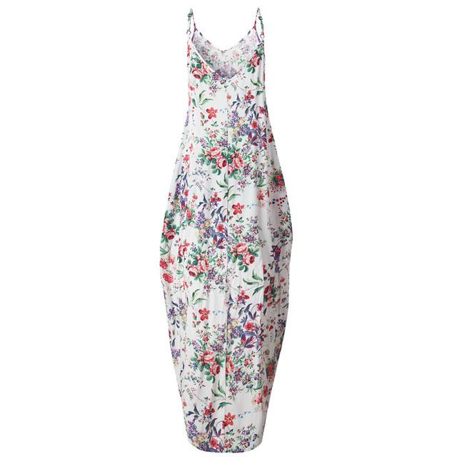 Printed Loose Dresses