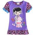 Нова оптово-лето стиль девушка платье для девочки ну вечеринку платье девушки летнее платье малыша девушка одежды новый 2015