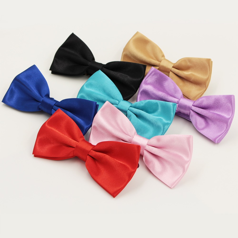 1pc Fashion Bow ties For Men...
