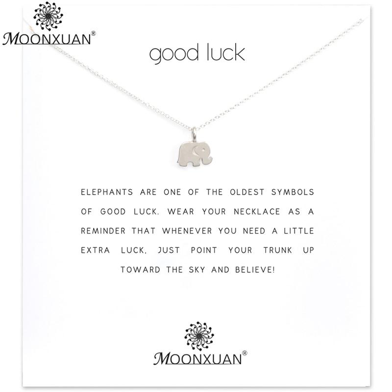 925 ստերլինգ արծաթ Լավ Lucky Elephant - Նուրբ զարդեր - Լուսանկար 1
