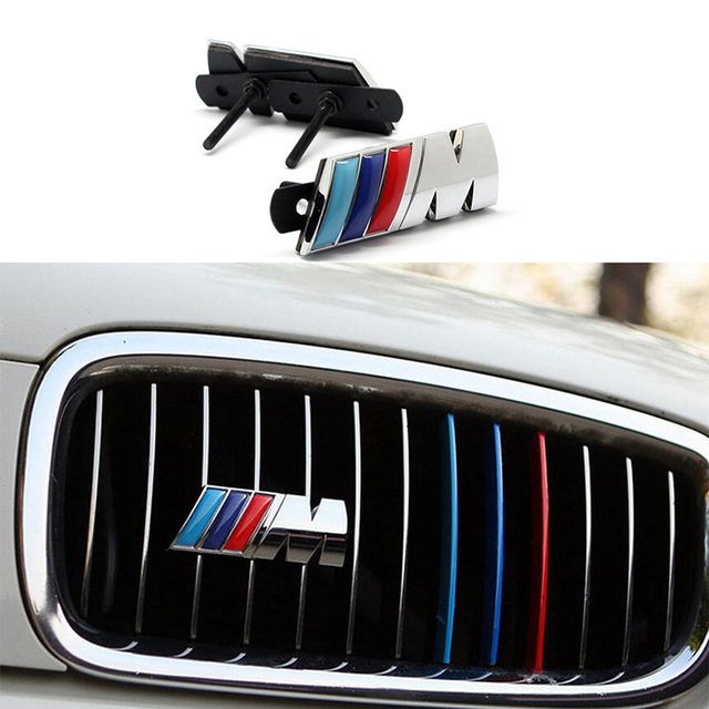 Bmw X6 Front Grill 3pcs Set Newly Abs For Bmw Car Front