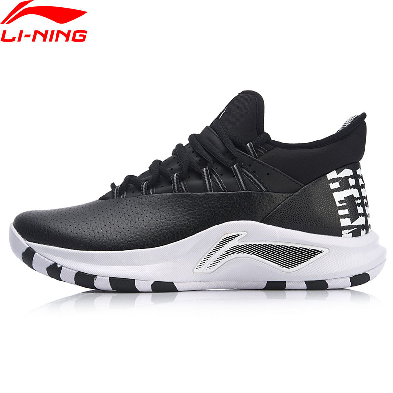 Li-Ning Men's SPEED V Basketball Shoes Professional Cushion Bounce LiNing CLOUD Wearable Sport Shoes Sneakers ABAN051