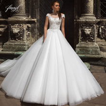Fmogl Ball Gown Wedding Dresses 2019 Bridal Gowns