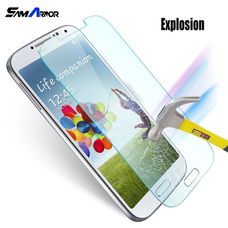 Закаленное стекло для Samsung Galaxy Note 2, 3 5 Гранд 2 <font><b>Neo</b></font> плюс Duos Star Pro <font><b>S3</b></font> S5 A3 A5 a7 2015 2016 J5 J7 Prime чехол