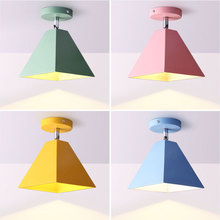 LED Ceiling Lights Corridor Ceiling Lamps Macaroon Ceiling lamps for Living room Bedroom Lights for Children room Decoration E27 huiteman led ceiling lights living room lamps country kids bedroom lamp indoor luminaria home decoration bulbs ceiling lamps