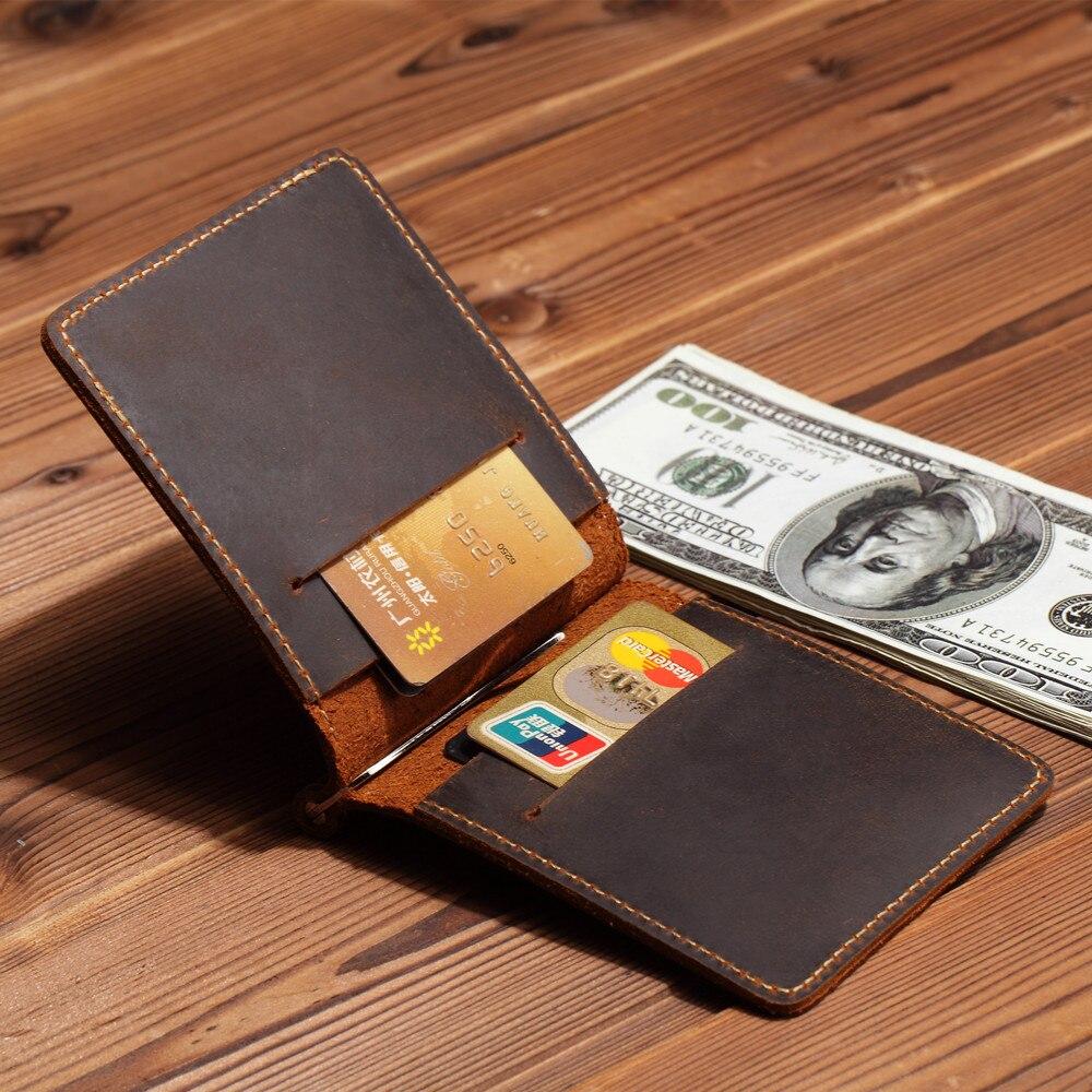 Handwork Real Leather Money…