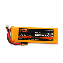 TCB Power XT60 T XT90 JST 5200Mah 11.1V 3S 35C Li-po Battery For DIY Racing RC Helicopter Qudcopter Drone Truck Car Boat parts