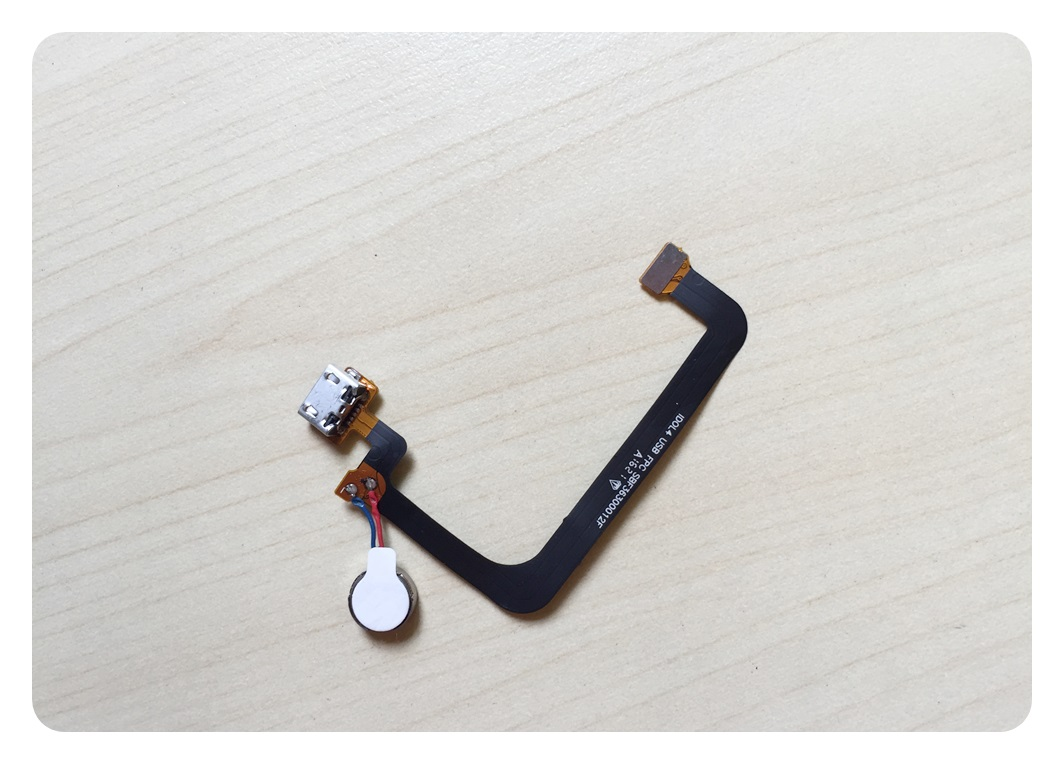 Novaphopat For Alcatel One Touch Idol 4 6055 OT6055 USB Dock Charging Port Charger Connect Connector