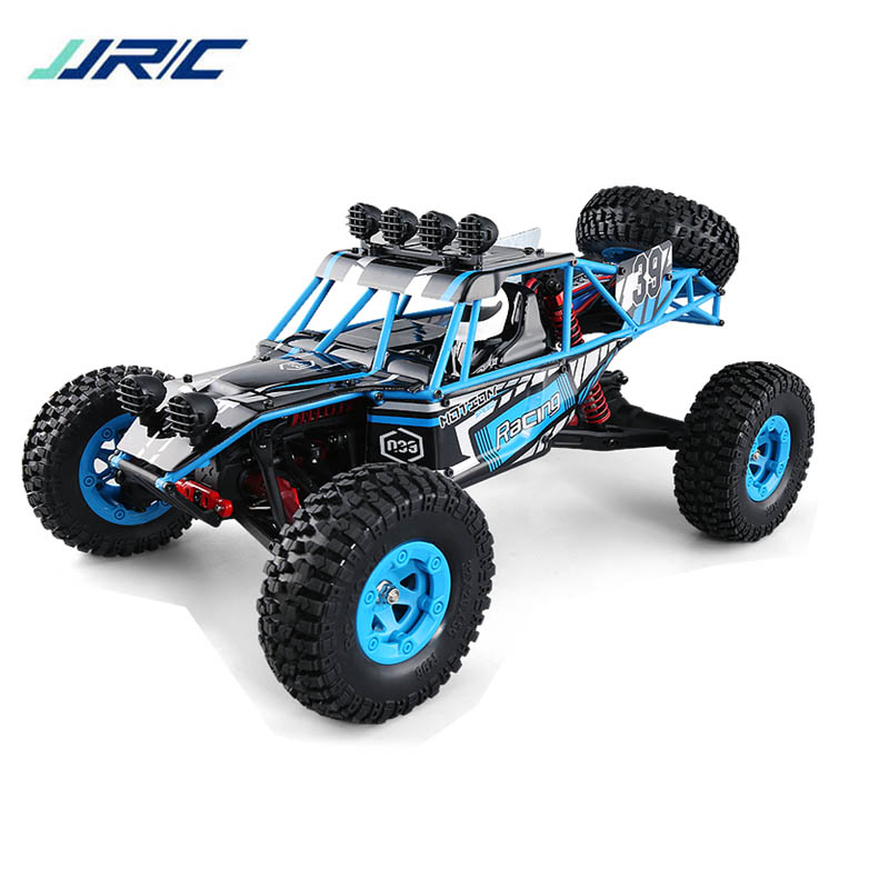 JJRC Q39 RC Car 1:12 Electric 2.4G 4WD 40KM/H highlander Short Course Monster Truck Rock Crawler Off Road RC Automobile ToysJJRC Q39 RC Car 1:12 Electric 2.4G 4WD 40KM/H highlander Short Course Monster Truck Rock Crawler Off Road RC Automobile Toys