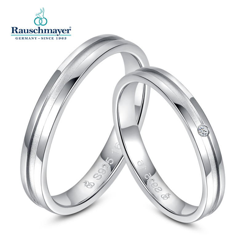 rauschmayer 2013 the wedding rings 925 sterling silver german wedding ring brand designer jewelry bijoux free shipping in rings from jewelry accessories - German Wedding Rings