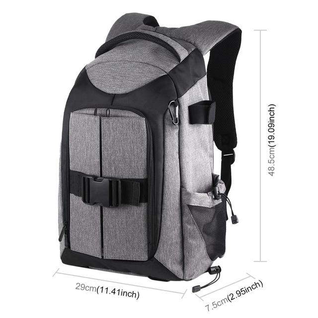Professional Photographic Solar Backpack  1