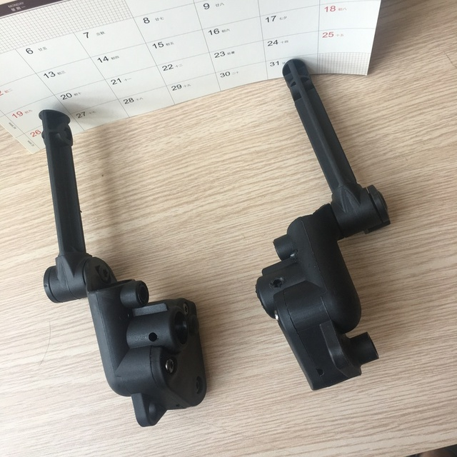 Strollers Connecting Accessories plastic Connection Baby Stroller Original Accessories Stroller Handle Connector for yoya